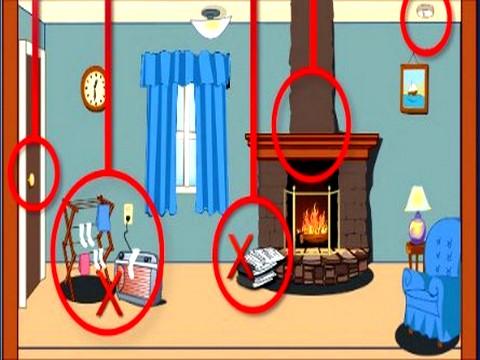 Пожарна безопасност на отоплението у дома
